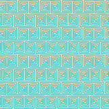 Ethnic geometric seamless pattern Royalty Free Stock Photos