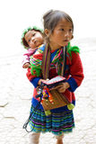 Ethnic girl Stock Photography