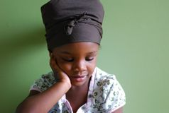 Ethnic Girl Stock Image