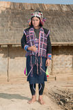 Ethnic group Silo in Laos Royalty Free Stock Images