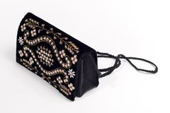 Ethnic hand-bag Royalty Free Stock Photography