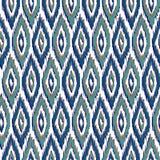 Ethnic hand drawn seamless pattern Royalty Free Stock Photo