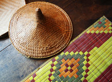 Ethnic handicrafts, southeast asia Royalty Free Stock Image