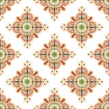 Ethnic Indian pattern. Vector image can be changed at any size Royalty Free Stock Image