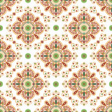 Ethnic Indian pattern Royalty Free Stock Images