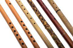 Ethnic instruments Stock Image