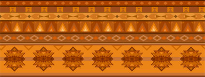 Ethnic jacquard ornament Royalty Free Stock Images