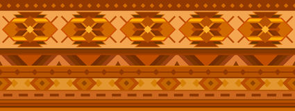 Ethnic jacquard ornament Royalty Free Stock Photos
