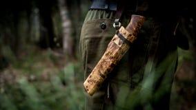 Ethnic knife Royalty Free Stock Photo
