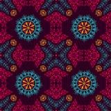 Ethnic lace pattern. Royalty Free Stock Image