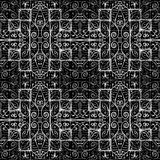 Ethnic Luxury Ornate Pattern Stock Photos