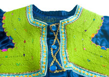 Ethnic Mexican Dress Detail Royalty Free Stock Image