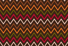 Ethnic mexican seamless abstract pattern Royalty Free Stock Image