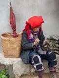 The ethnic minorities of Vietnam Stock Photos
