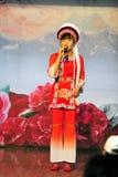 Ethnic minority dancing Stock Images