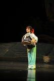 Ethnic minority- Jiangxi opera a steelyard Royalty Free Stock Photo