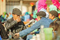 Ethnic minority man Stock Photography