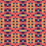 Ethnic modern geometric seamless pattern ornament Royalty Free Stock Photography