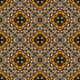 Ethnic motifs background Royalty Free Stock Image