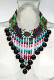 Ethnic necklace Royalty Free Stock Photography