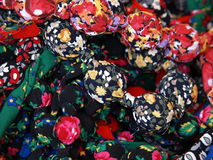 Ethnic necklaces Stock Photos