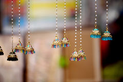 Ethnic necklaces Stock Photos