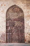 Ethnic old door Royalty Free Stock Photos