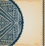 Ethnic ornament Stock Images