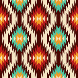 Ethnic ornament. Navajo pattern Royalty Free Stock Image