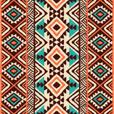 Ethnic ornament. Seamless Navajo pattern. Stock Images