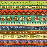 Ethnic ornament, vector Stock Image