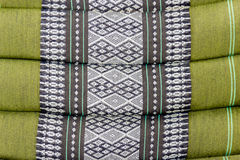 Ethnic ornamental textile geometric motifs pattern Stock Photo