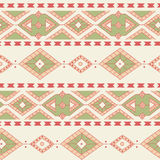 Ethnic ornamental textile seamless pattern Royalty Free Stock Photography