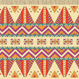 Ethnic ornamental textile seamless pattern Stock Photo