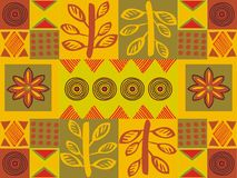Ethnic pattern Stock Photos