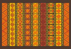 Ethnic pattern Royalty Free Stock Photography