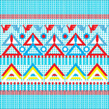 Ethnic pattern Stock Images
