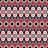 Ethnic pattern Stock Photo