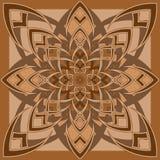 Ethnic pattern Royalty Free Stock Photo