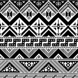 Ethnic pattern vector illustration