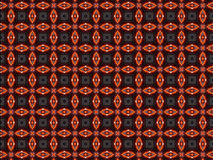 Ethnic pattern. Abstract kaleidoscope fabric design. Royalty Free Stock Photo