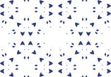 Ethnic pattern. Abstract kaleidoscope Stock Image
