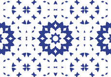 Ethnic pattern. Abstract kaleidoscope Royalty Free Stock Photo