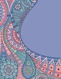 Ethnic pattern Stock Photography