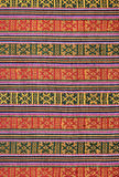 Ethnic pattern background, Sikkim Stock Images
