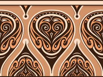 Ethnic pattern Royalty Free Stock Image