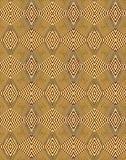 Ethnic pattern-color retro design Stock Photography