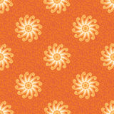 Ethnic pattern in indian style Royalty Free Stock Image