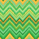 Ethnic pattern in retro colors, seamless Stock Image