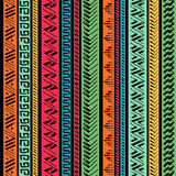 Ethnic Pattern Stock Photo